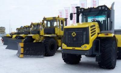 Знаменитый «Кировец». В Сургуте представили новейшие модели легендарного «Петербургского тракторного завода»