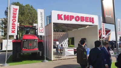 КИРОВЕЦ на первой международной выставке 2021 года